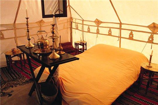 مخيمات في براري المغرب خمس نجوم