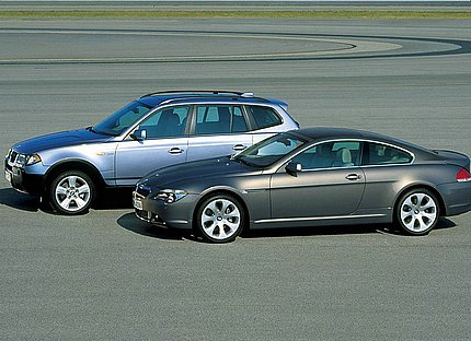 صور سيارات بي ام دبليو 2007