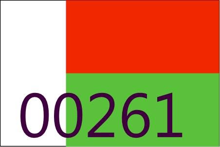 00261 مفتاح مدغشقر